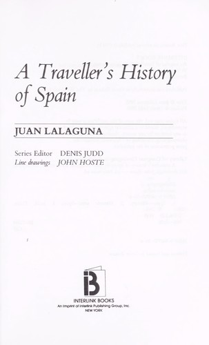 A traveller's history of Spain