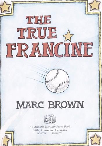 Download The true Francine
