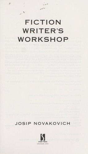 Download Fiction writer's workshop