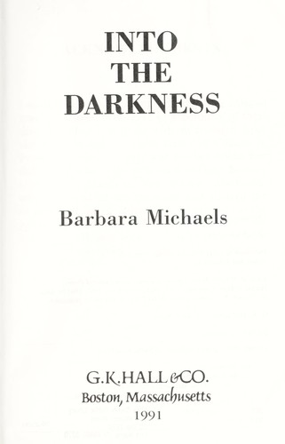 Download Into the darkness