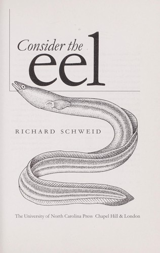 Download Consider the eel