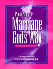 Preparing for Marriage God's Way PDF