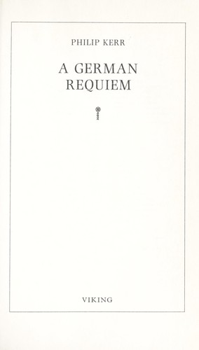 Download A German requiem