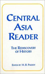 Central Asia Reader PDF