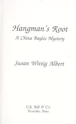 Download Hangman's root