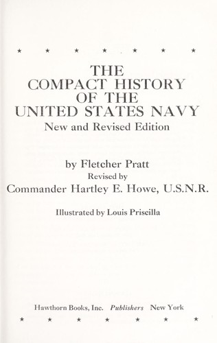 Download The compact history of the United States Navy.