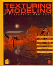 Texturing and Modeling by David S. Ebert