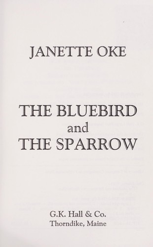Download The bluebird and the sparrow