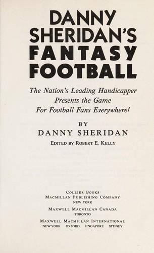 Download Danny Sheridan's Fantasy Football