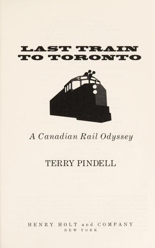 Download Last Train to Toronto