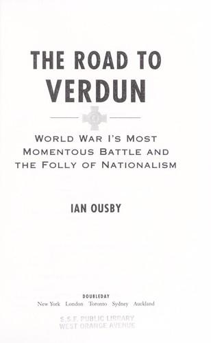 Download The road to Verdun