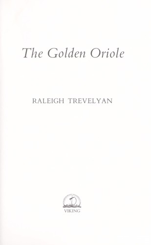 Download The golden oriole