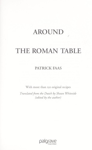 Around the Roman table