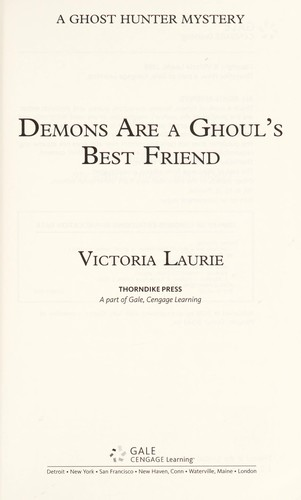 Demons are a ghoul's best friend
