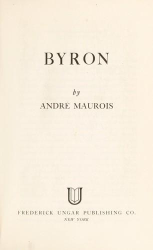 Byron.