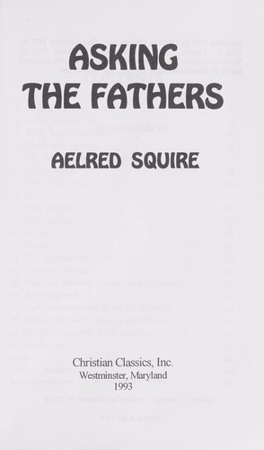 Download Asking the fathers