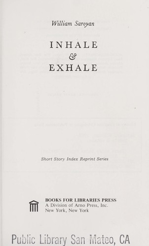 Inhale & exhale.