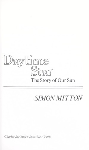 Download Daytime star, the story of our sun
