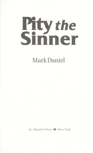 Download Pity the sinner