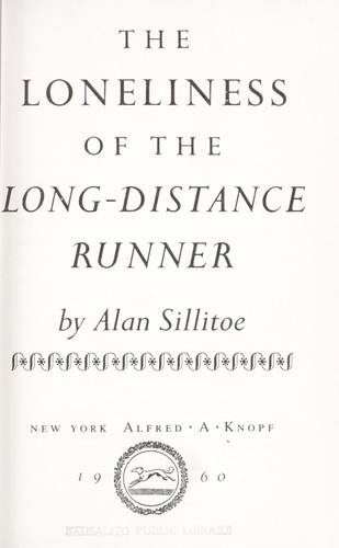 Download The loneliness of the long-distance runner.