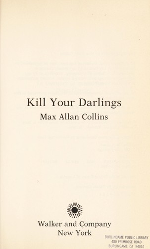 Download Kill your darlings