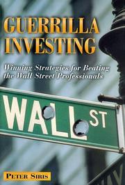 Guerrilla investing PDF