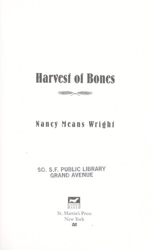 Download Harvest of bones