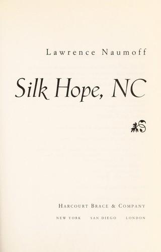 Silk Hope, NC