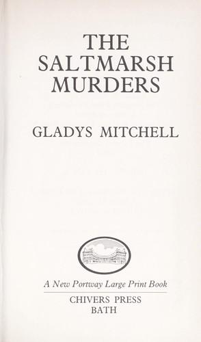 Download Saltmarsh Murders