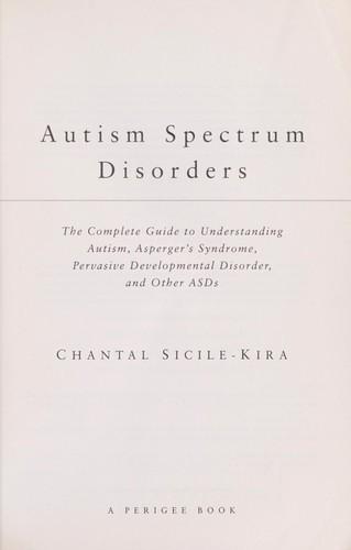 Download Autism spectrum disorders