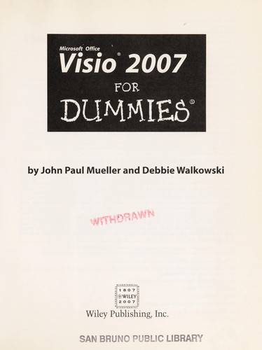 Download Visio 2007 for dummies