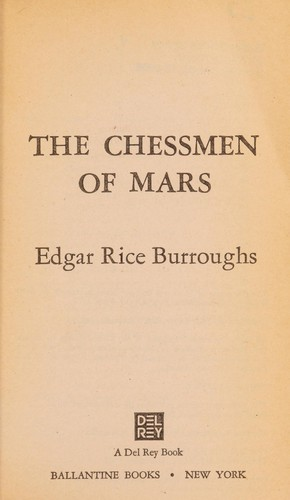 Download Chessmen of Mars