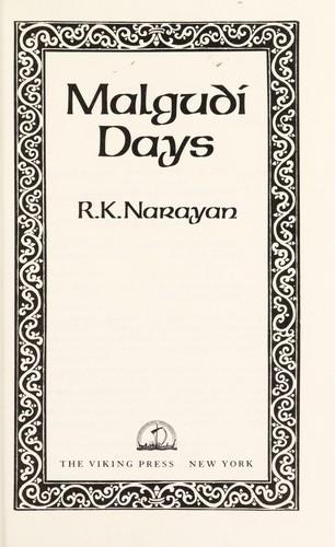 Download Malgudi days
