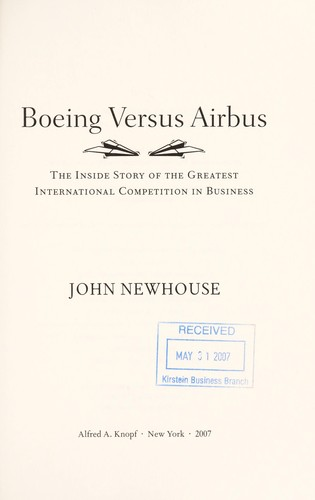Download Boeing versus Airbus