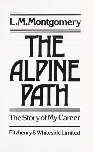 The alpine path