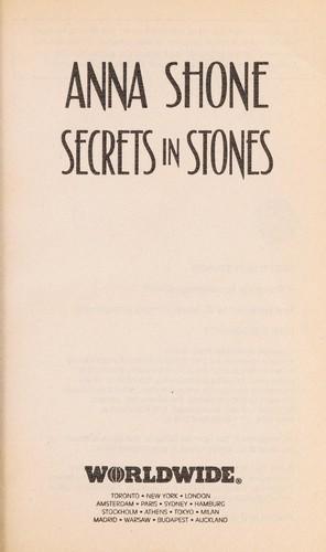 Download Secrets in stones