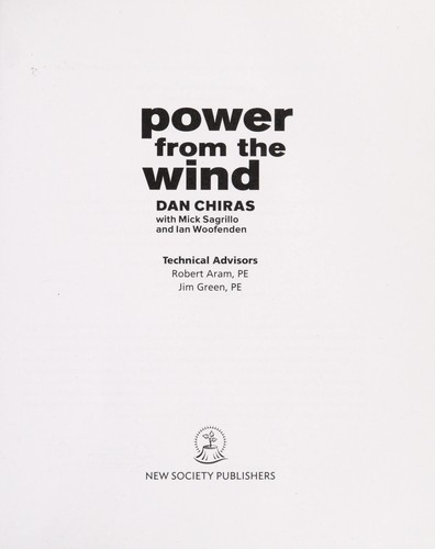 Download Power from the wind