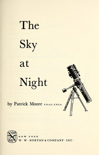 Download The sky at night