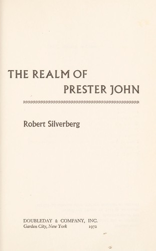 Download The realm of Prester John.