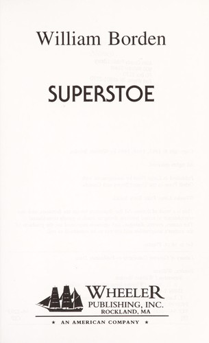 Superstoe