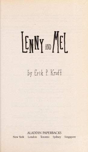 Download Lenny and Mel