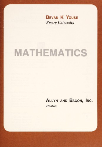 Download An introduction to mathematics