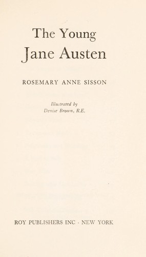 Download The young Jane Austen.