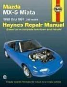 Mazda MX-5 Miata automotive repair manual PDF