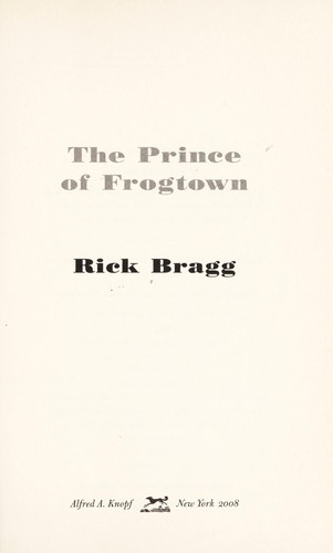 Download The prince of Frogtown