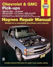 Chevrolet and GMC Pick-Ups (1988-2000) PDF