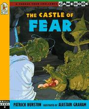 The castle of fear by Patrick Burston