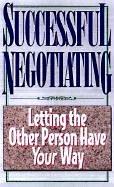 Successful negotiating PDF