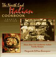 Cover of: The North End Italian Cookbook, 4th | Marguerite Buonopane