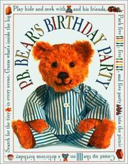 P.B. Bear's birthday party PDF